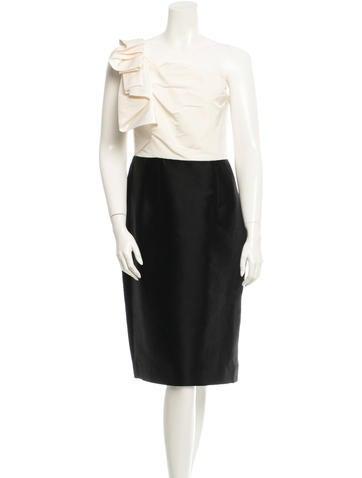 Carolina Herrera Dress None