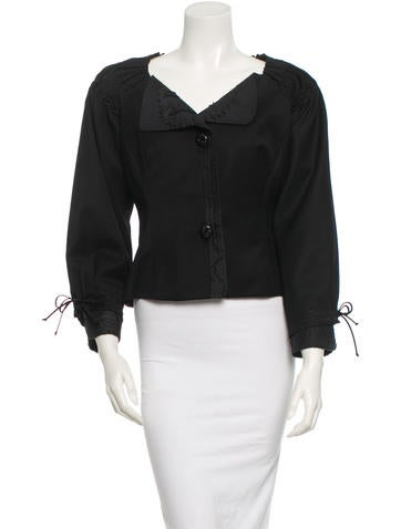 Carolina Herrera Jacket None