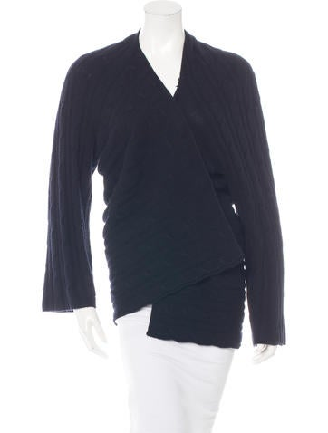 Carolina Herrera Long Sleeve Cashmere Sweater None
