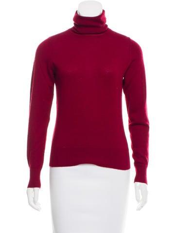 Carolina Herrera Cashmere Turtleneck Sweater None