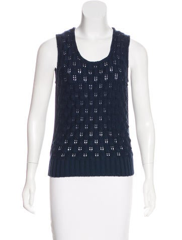 Carolina Herrera Wool Knit Sweatshirt None
