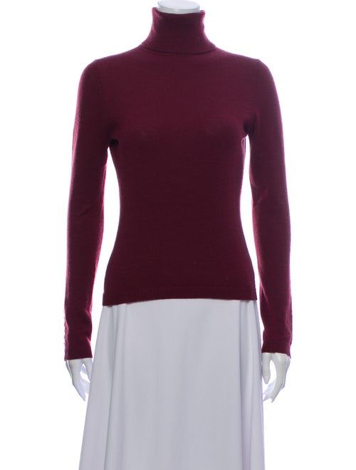 Carolina Herrera Turtleneck Sweater