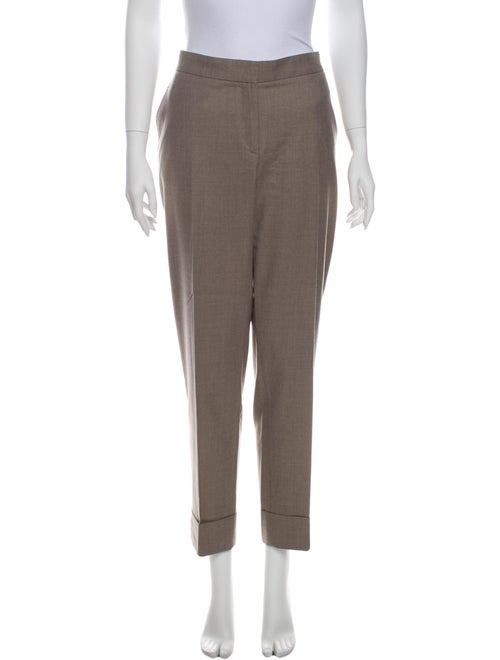 Carolina Herrera Straight Leg Pants