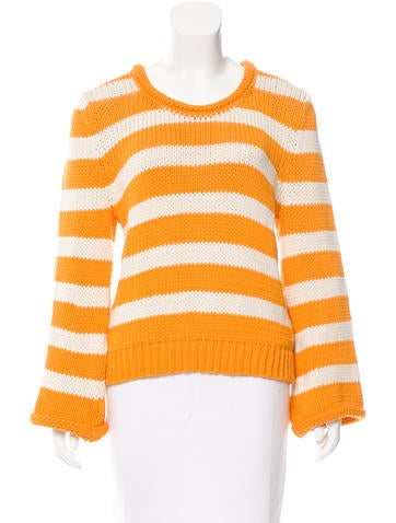 Chris Benz Striped Sweater None