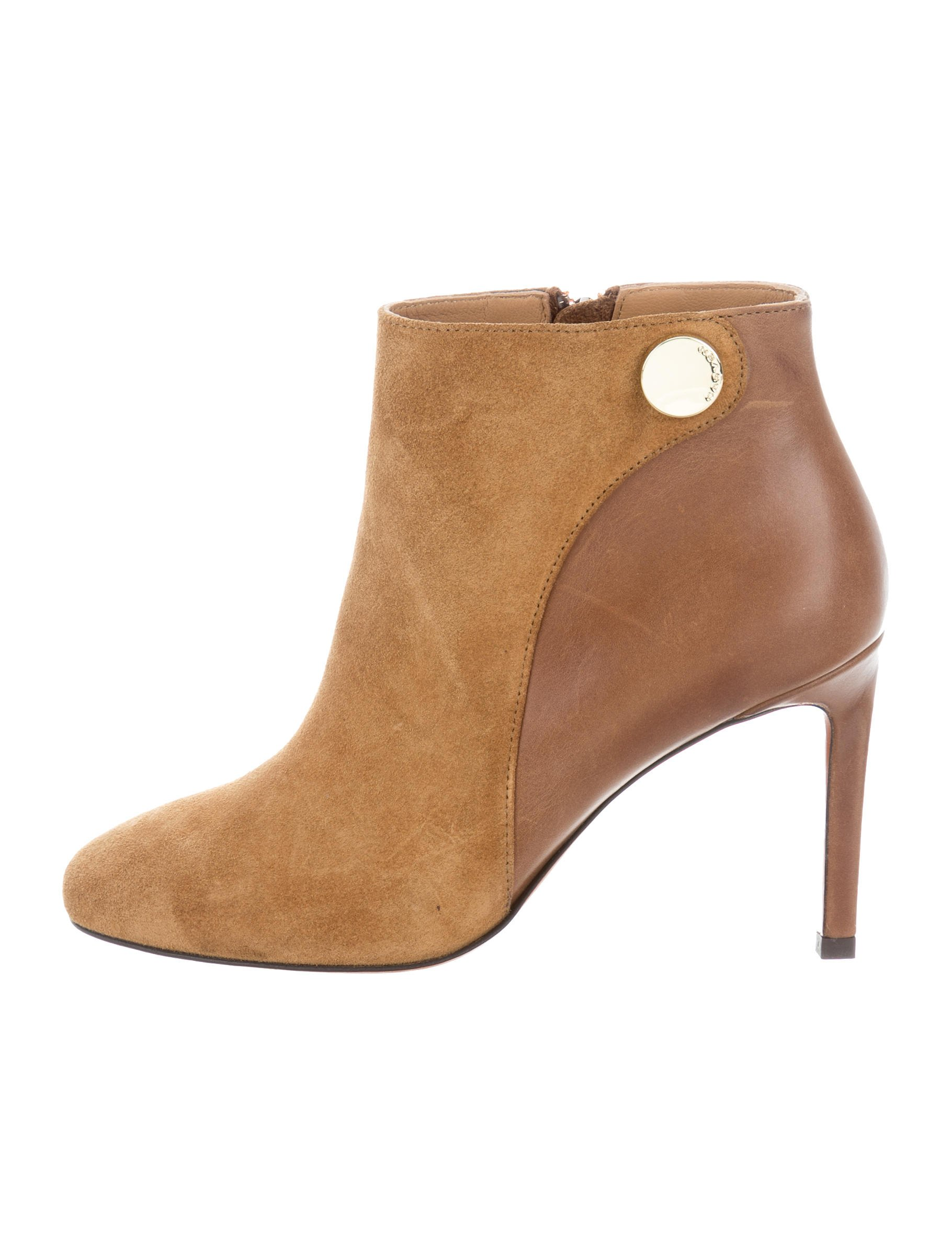 Resonance Ankle Booties w/ Tags