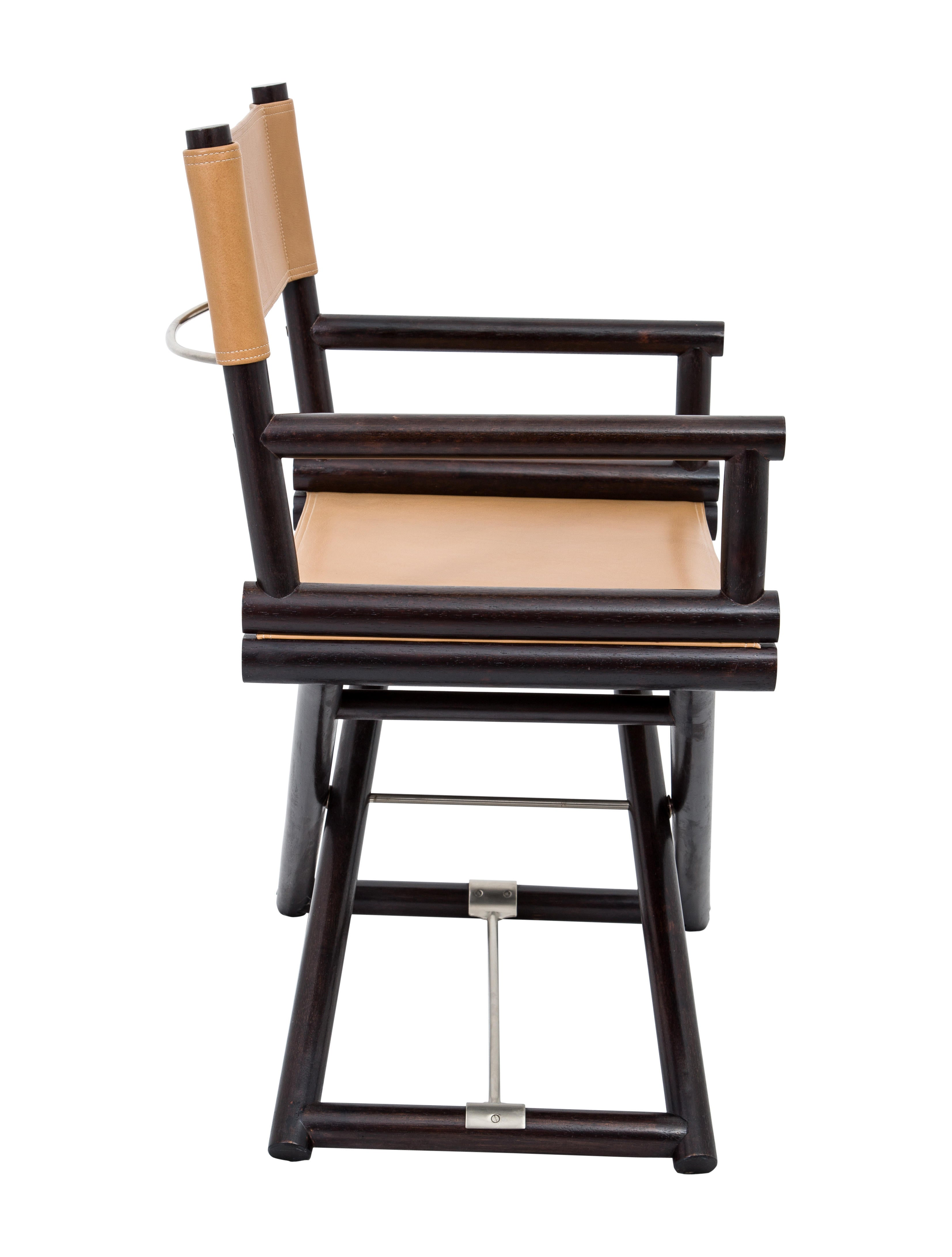 Leather Directoru0027s Chairs