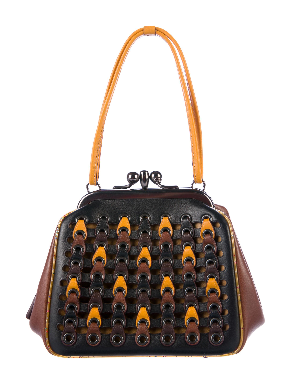 630c8ceb481e Coach 1941 Kisslock Frame Bag - Handbags - CCH22455 | The RealReal