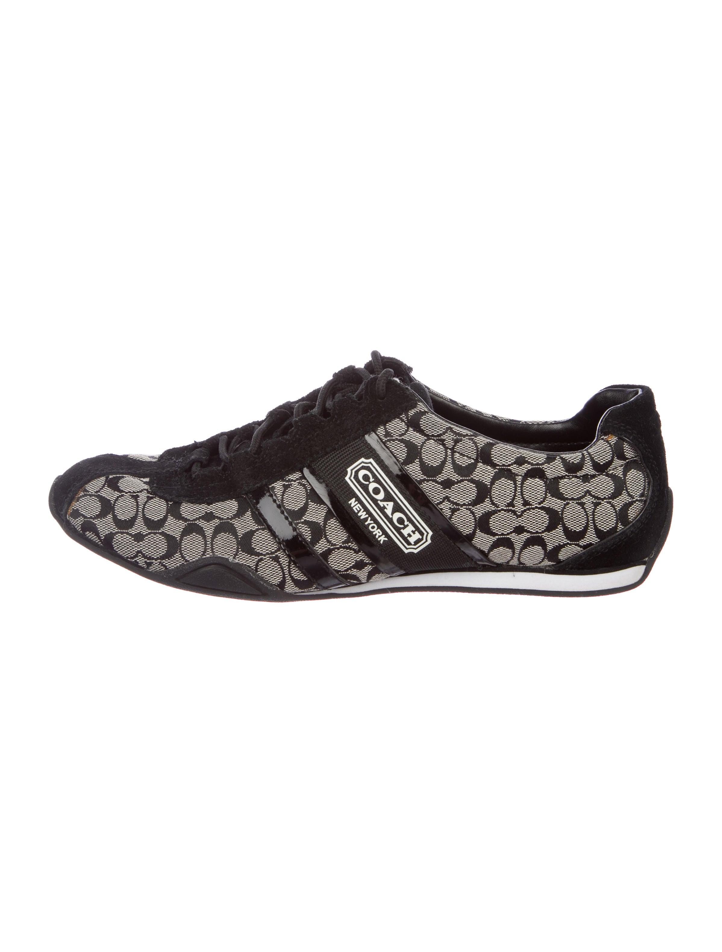 Coach Remonna Monogram Sneakers for sale top quality 1xcCmbC