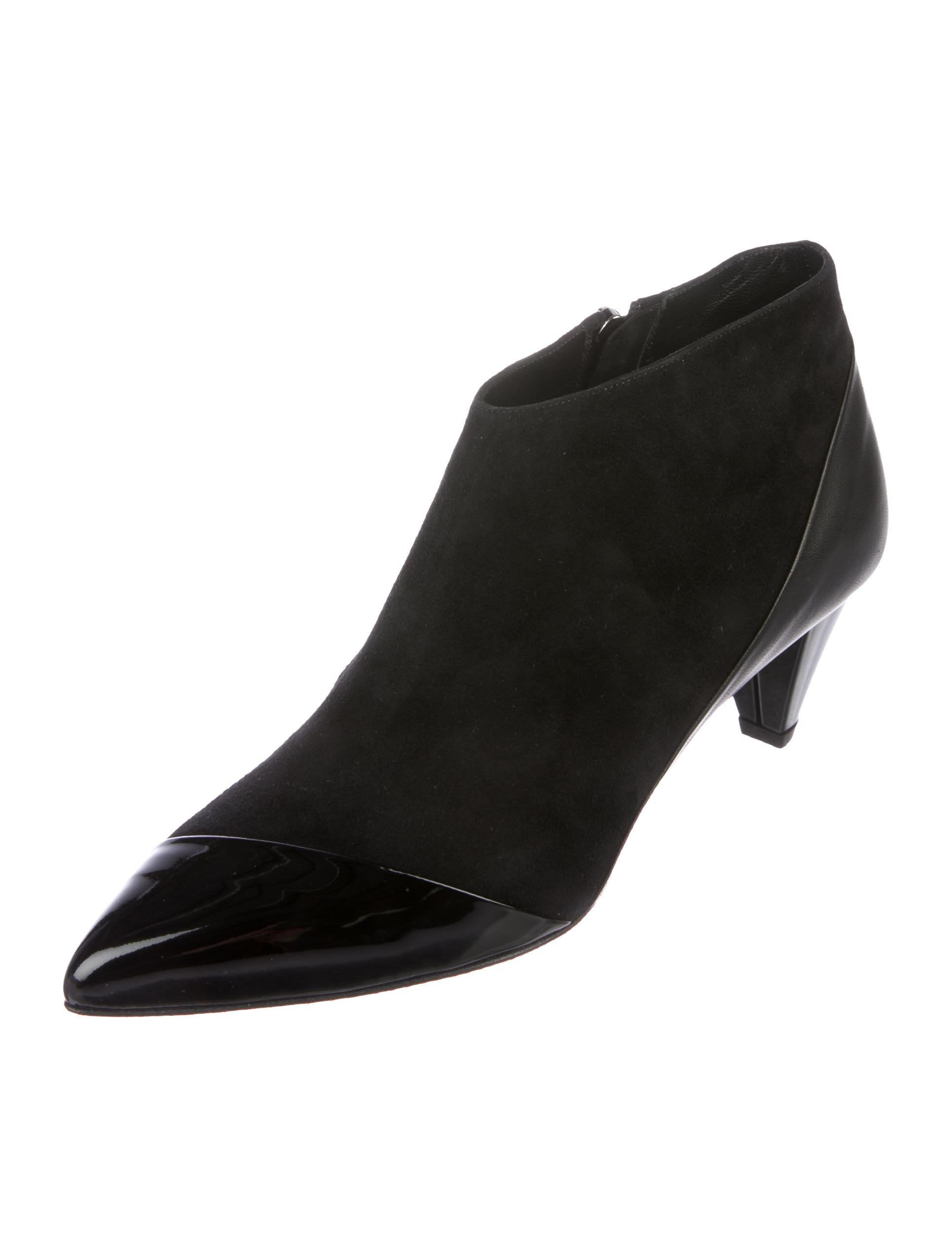 best store to get online Charline De Luca Yes Suede Boots w/ Tags cheap sale buy sale with mastercard cost cheap price 2014 newest cheap price qQhn6O