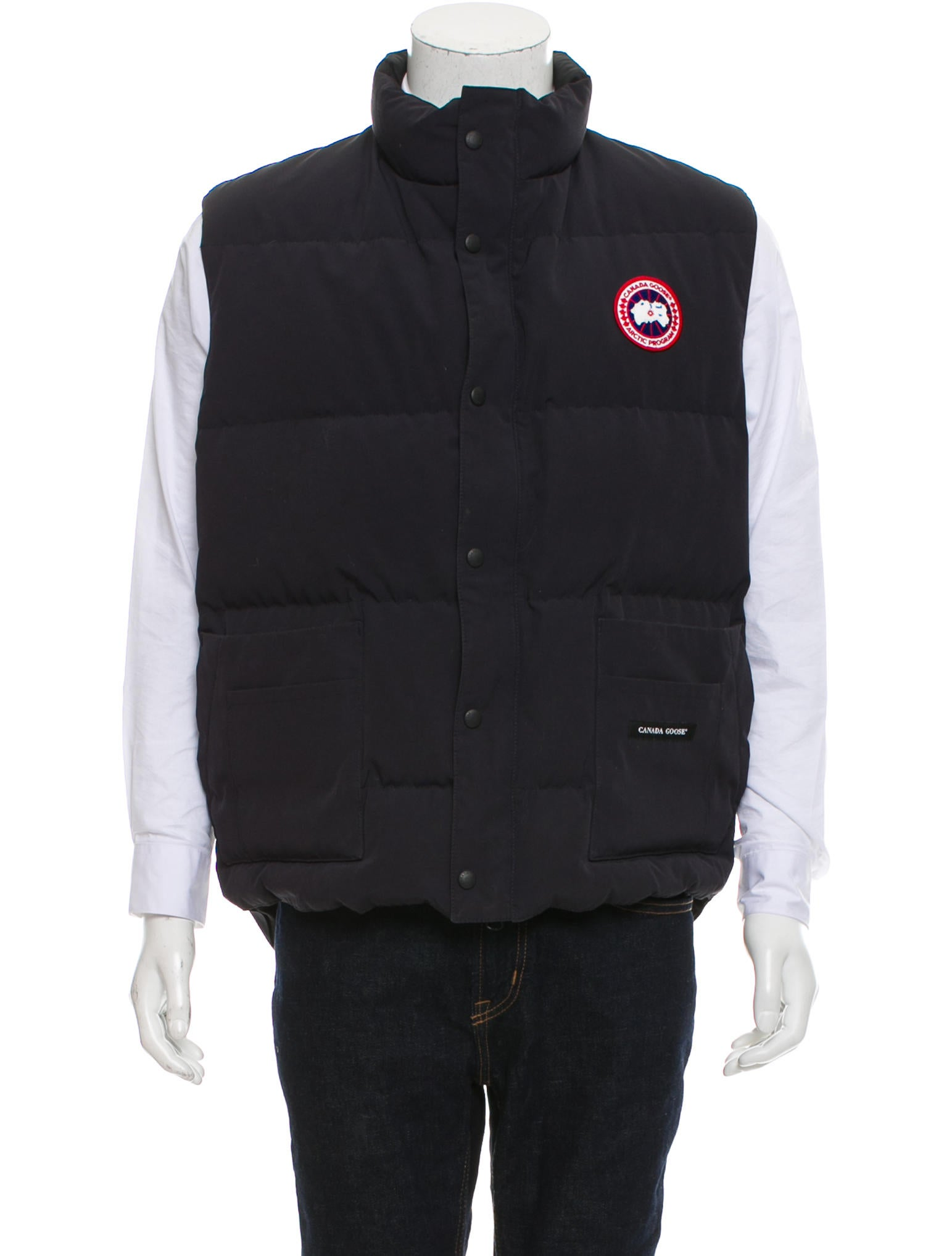 Canada Goose Freestyle Down Puffer Vest Clothing Cdo20537 The Realreal