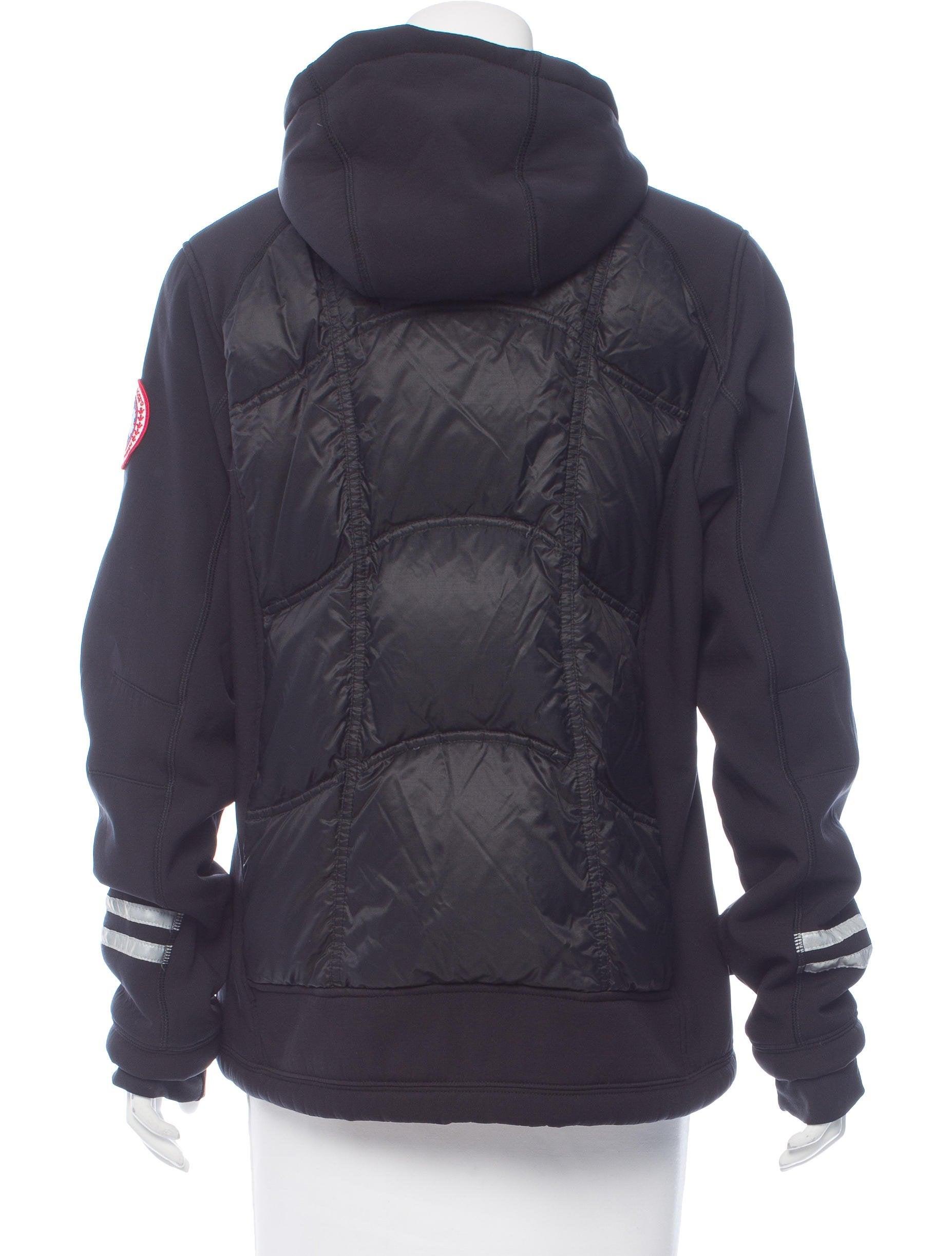 Canada Goose Hooded Down Jacket Clothing Cdo20655