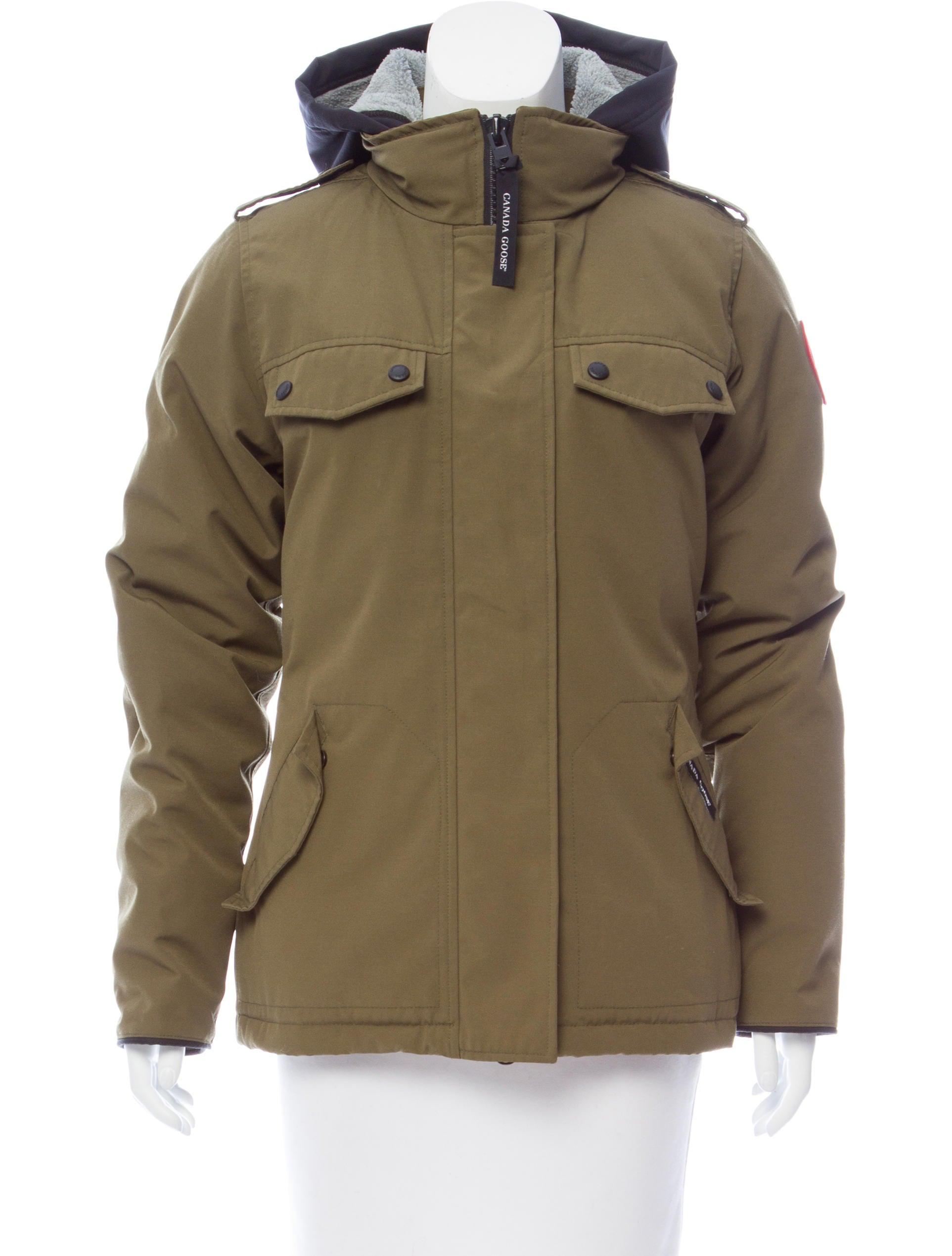 canada goose burnett jacket womens
