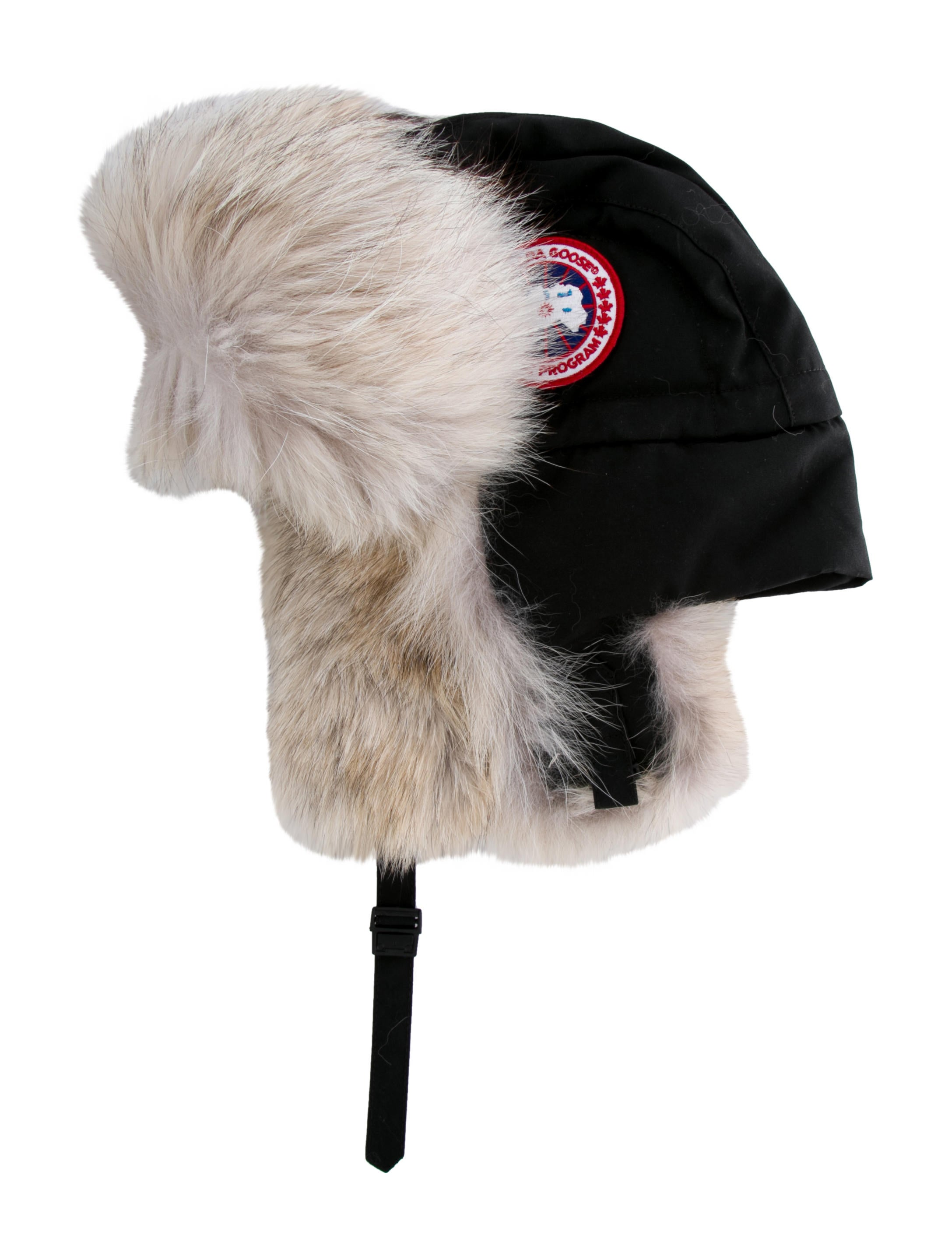 Canada Goose Fur-Trimmed Trapper Hat w  Tags - Accessories ... 20e9a4d1962