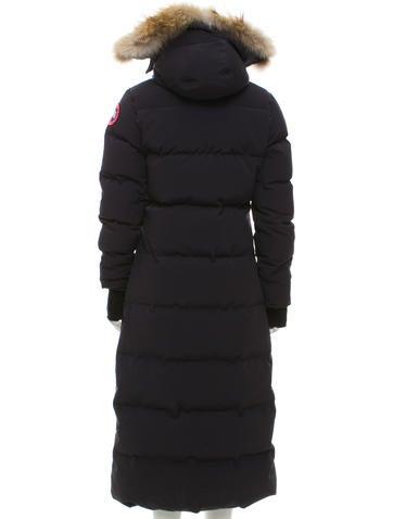 Mystique Fur-Trimmed Coat