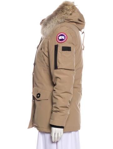 canada goose beige jacket