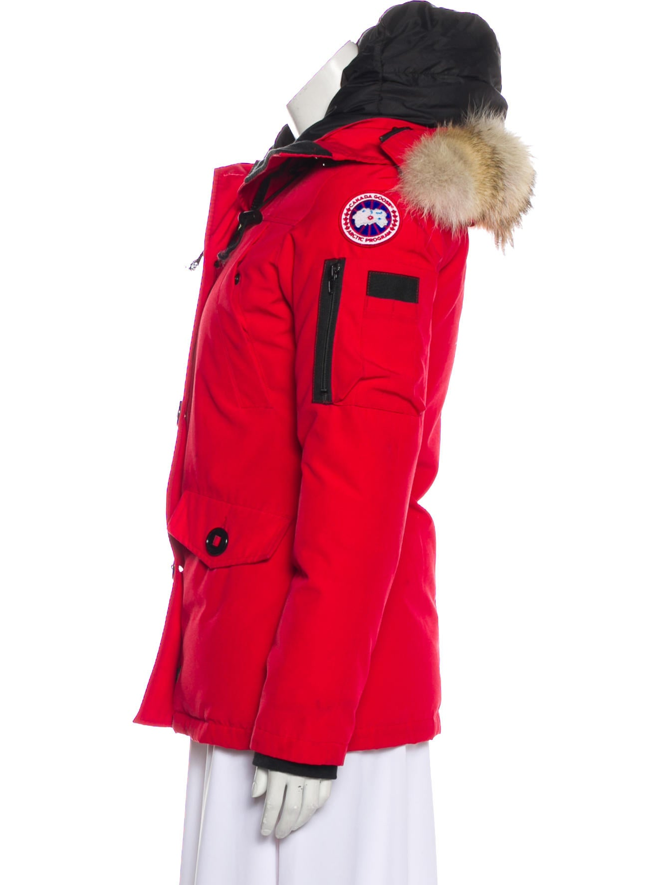 canada goose the real real