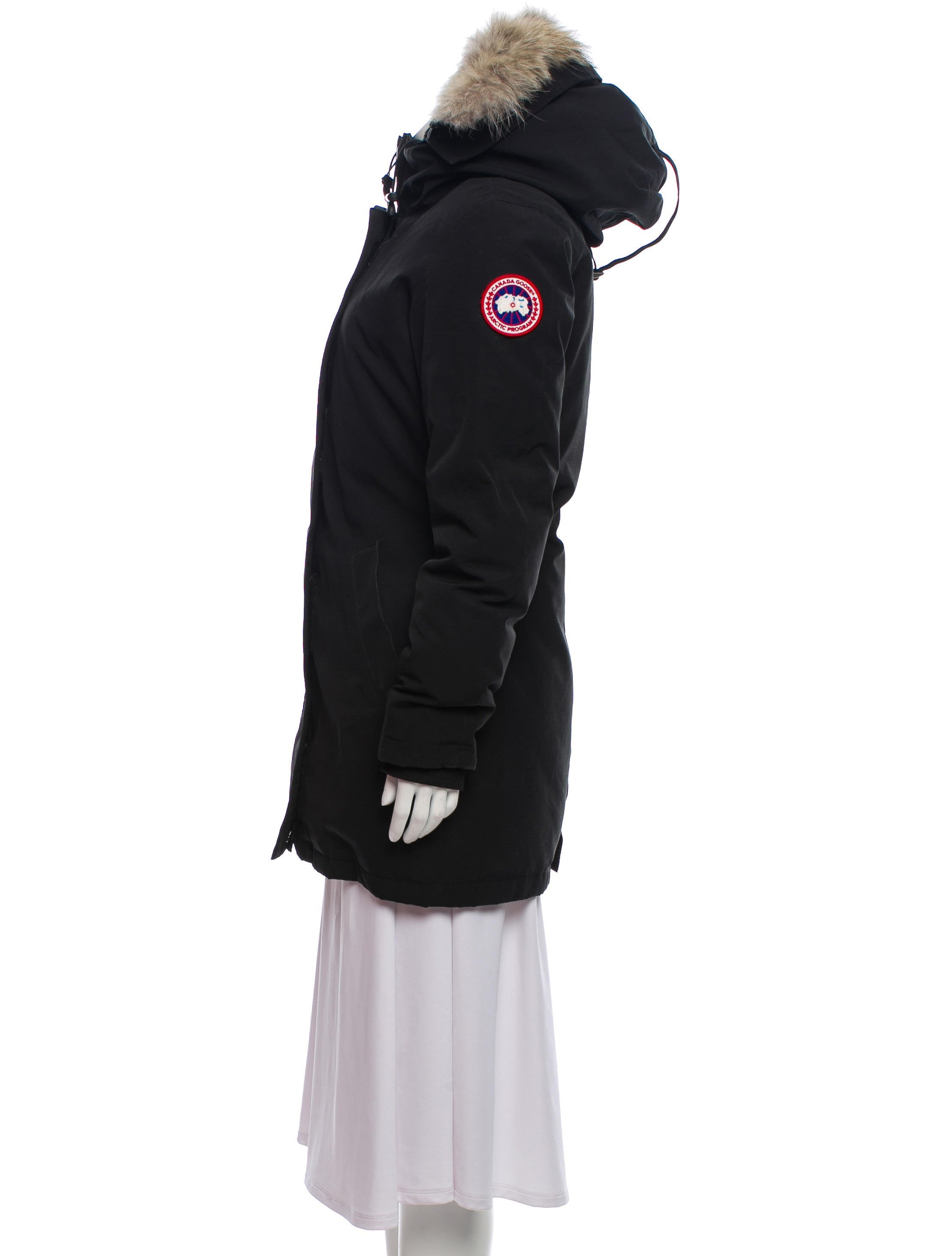 canada goose real real