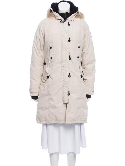 Canada Goose Kensington Fur-Trimmed Parka - Clothing - CDO21901 ... 52a72229f
