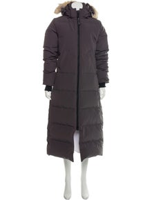 4142a6b005a6 Canada Goose. Mystique Fur-Trimmed Parka Coat