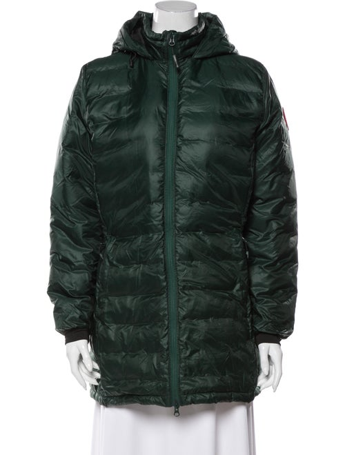 Canada Goose Down Coat Green