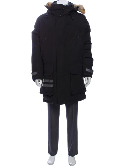 Canada Goose Coat Black