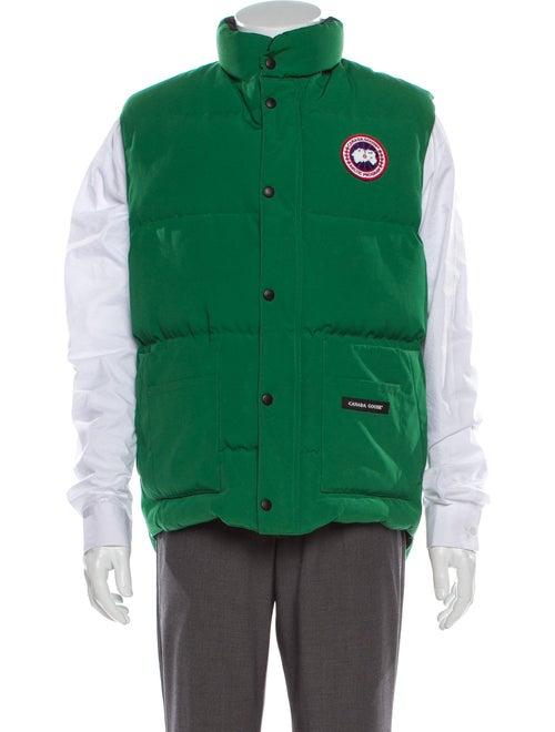 Canada Goose Vest Green