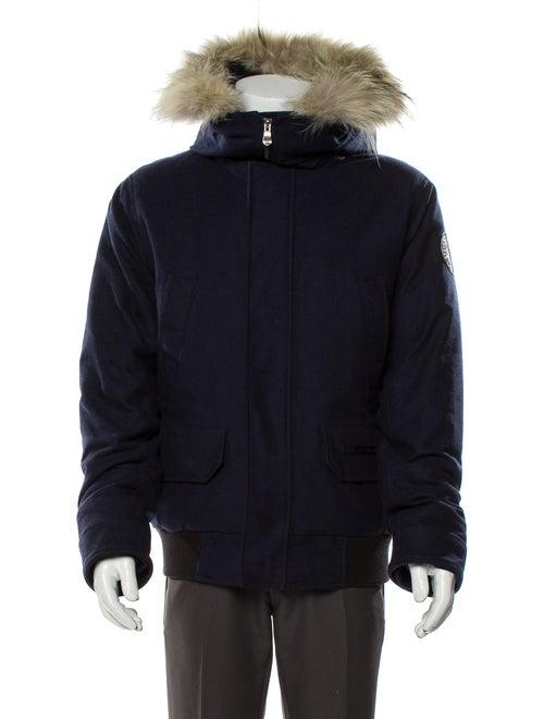 Canada Goose Wool Jacket Wool