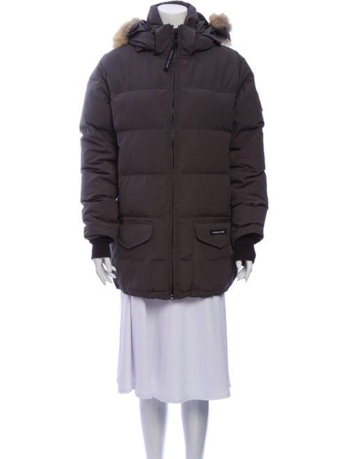 Canada Goose Down Jacket Grey