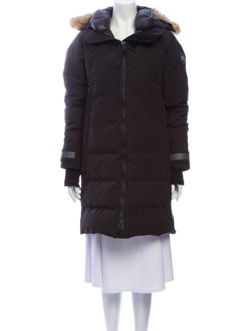 Canada Goose Down Coat Black