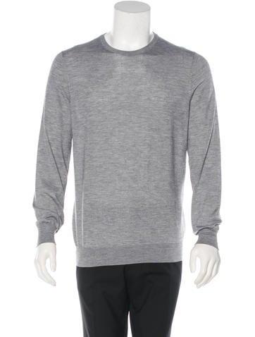 Cesare Attolini Cashmere Crew Neck Sweater None
