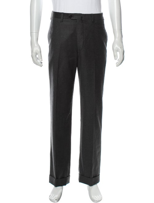 Cesare Attolini Dress Pants Grey