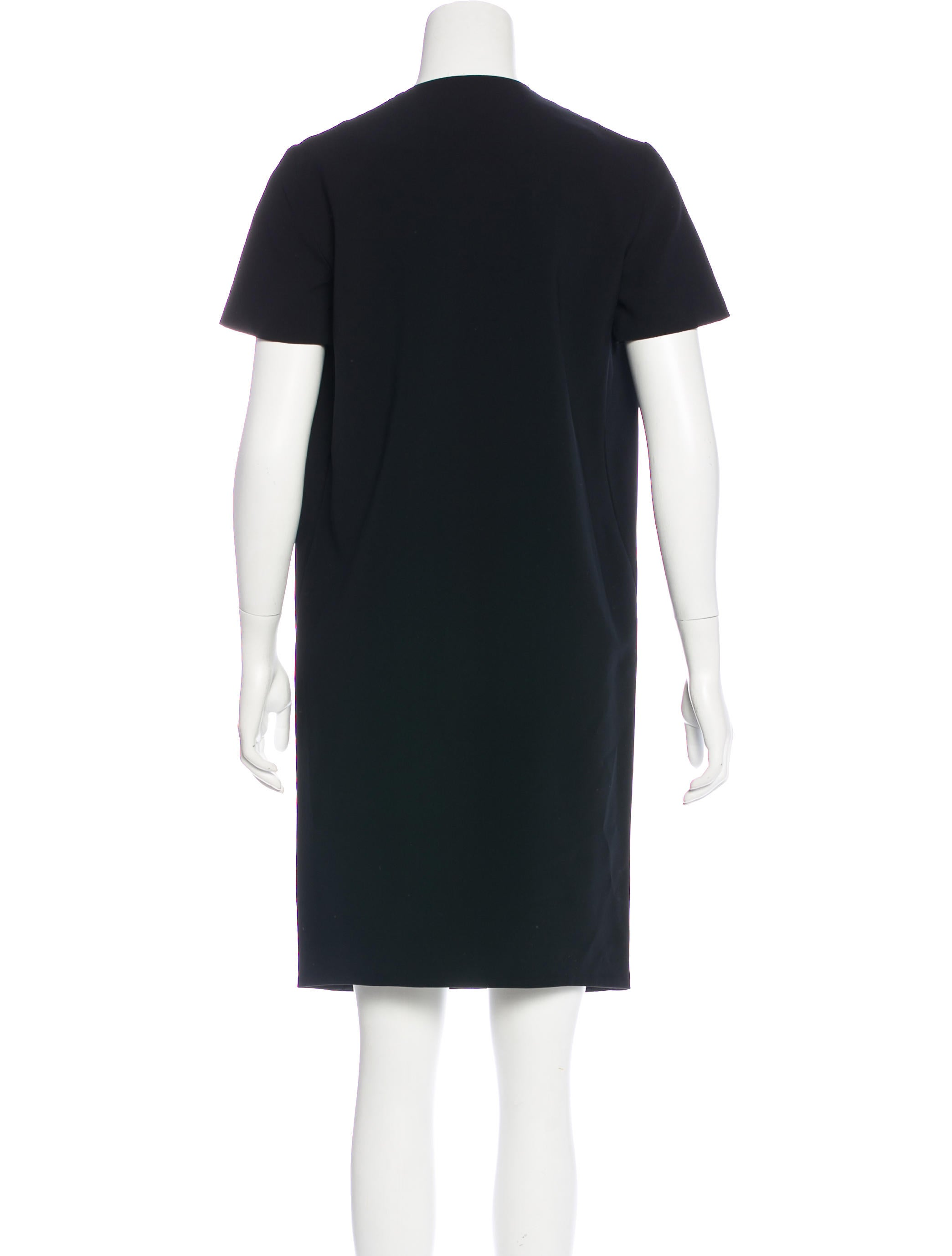 c233dric charlier kneelength shift dress clothing