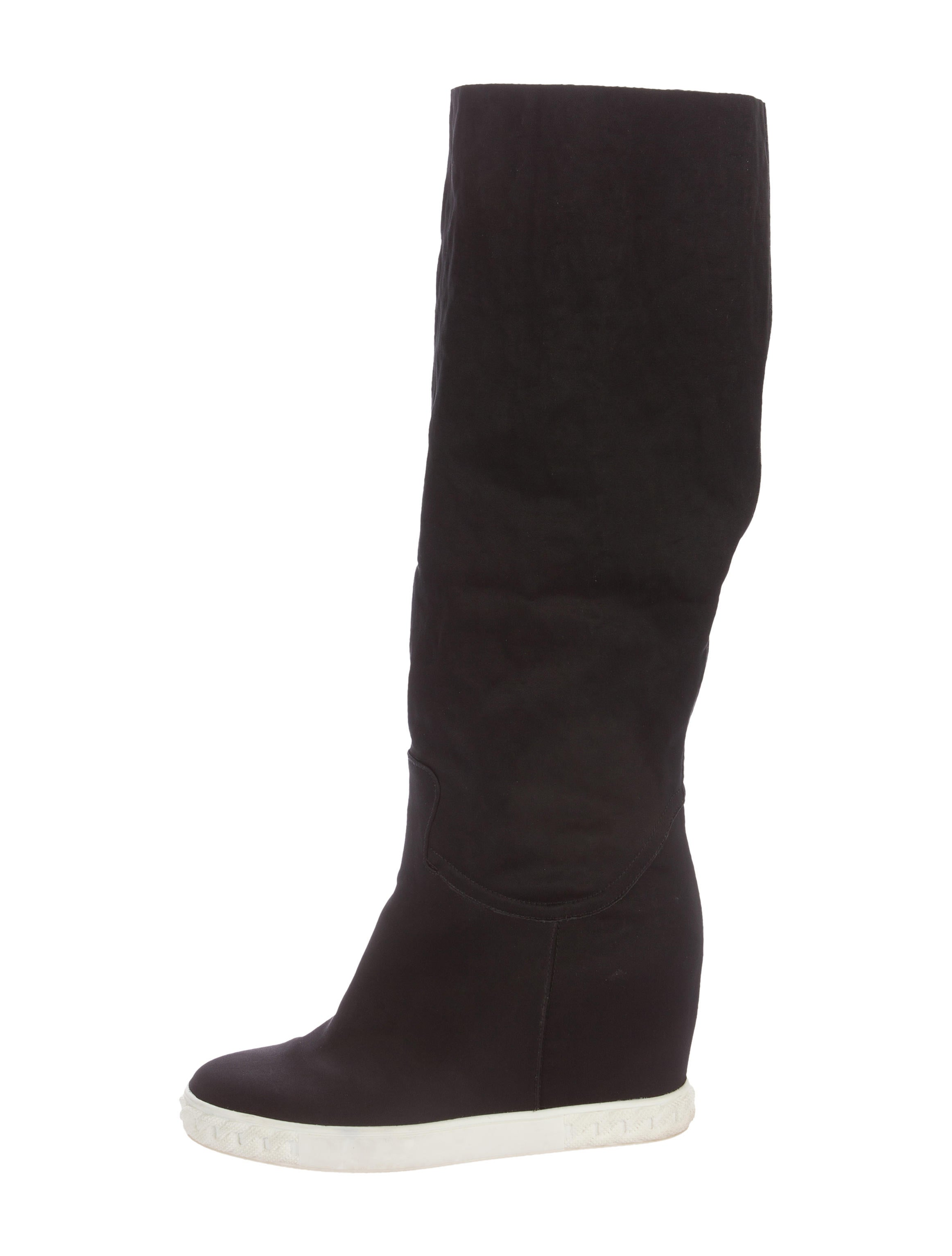 casadei foldover knee high boots shoes cei22844 the