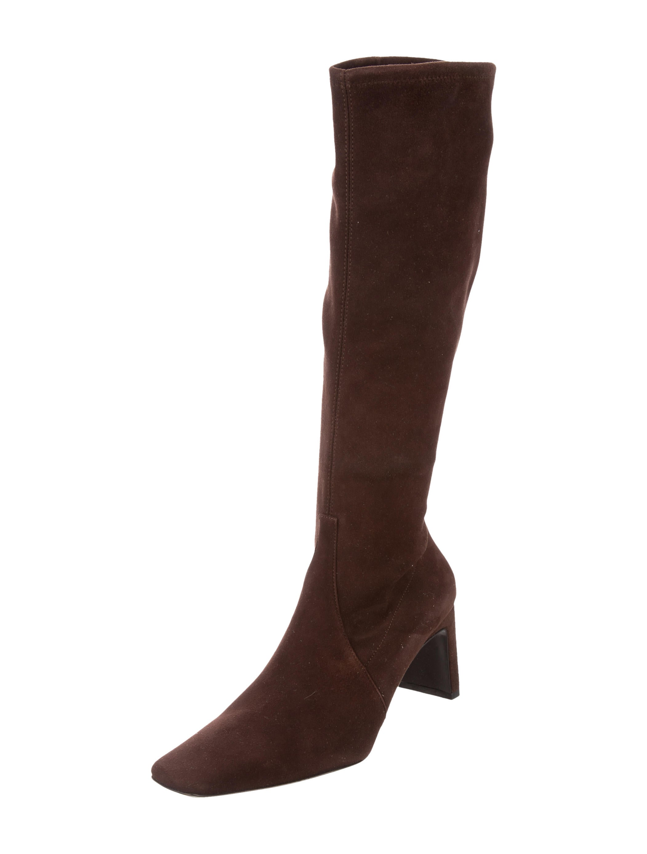 casadei mid calf suede boots shoes cei22934 the realreal