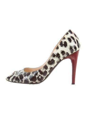 Casadei Leopard Print Pumps None