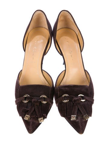from china sale online Casadei Kiltie d'Orsay Pumps clearance excellent real cheap price big sale online clearance outlet fJARpyL4