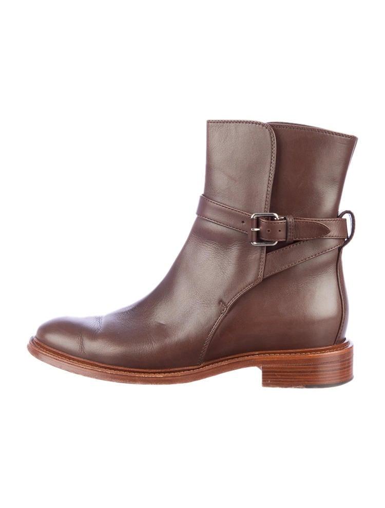 Céline Jodhpur Boots - Shoes