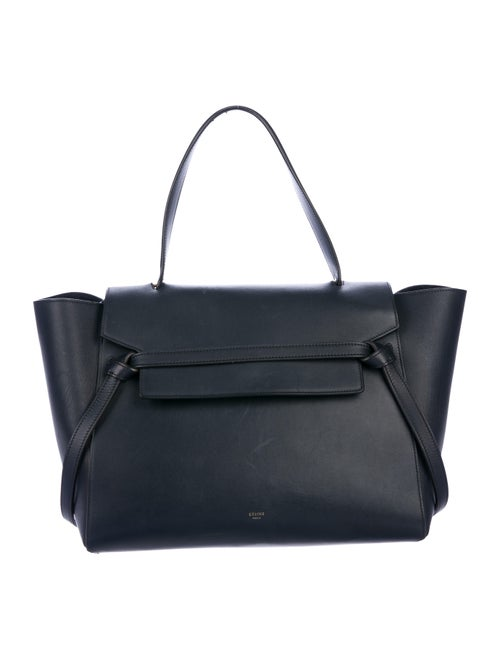 Celine Small Belt Bag Navy