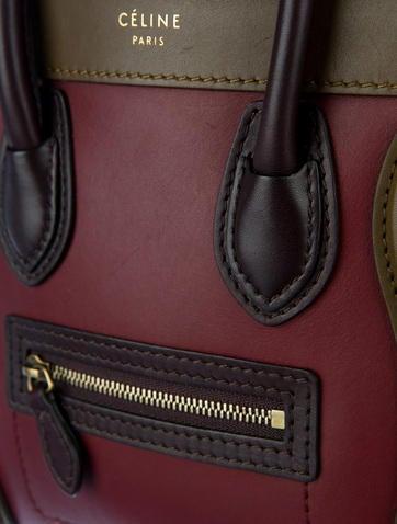 Nano Luggage Tote