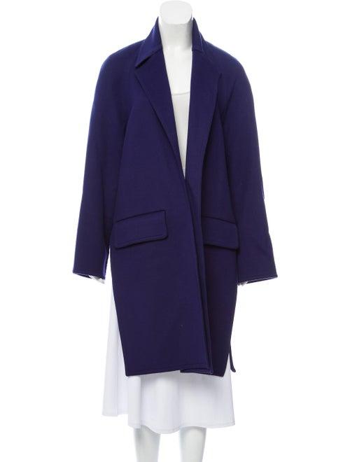 Céline Wool Long Coat wool