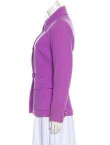 Celine Vintage Wool Blazer
