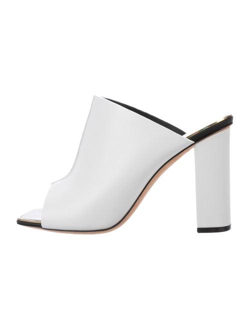 Celine Leather Slides