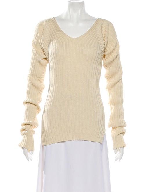 Celine Scoop Neck Sweater