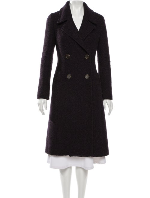 Celine Wool Coat Wool