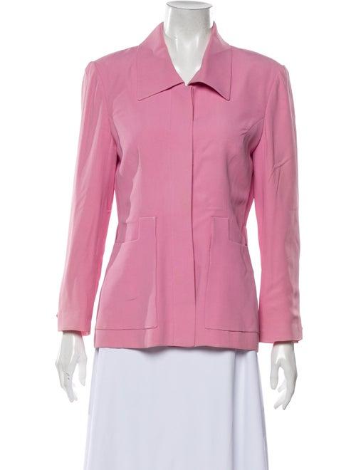 Celine Vintage Blazer Pink - image 1