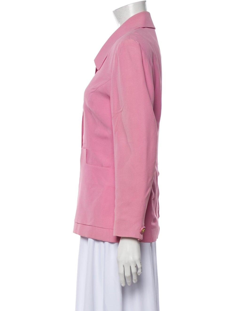 Celine Vintage Blazer Pink - image 2