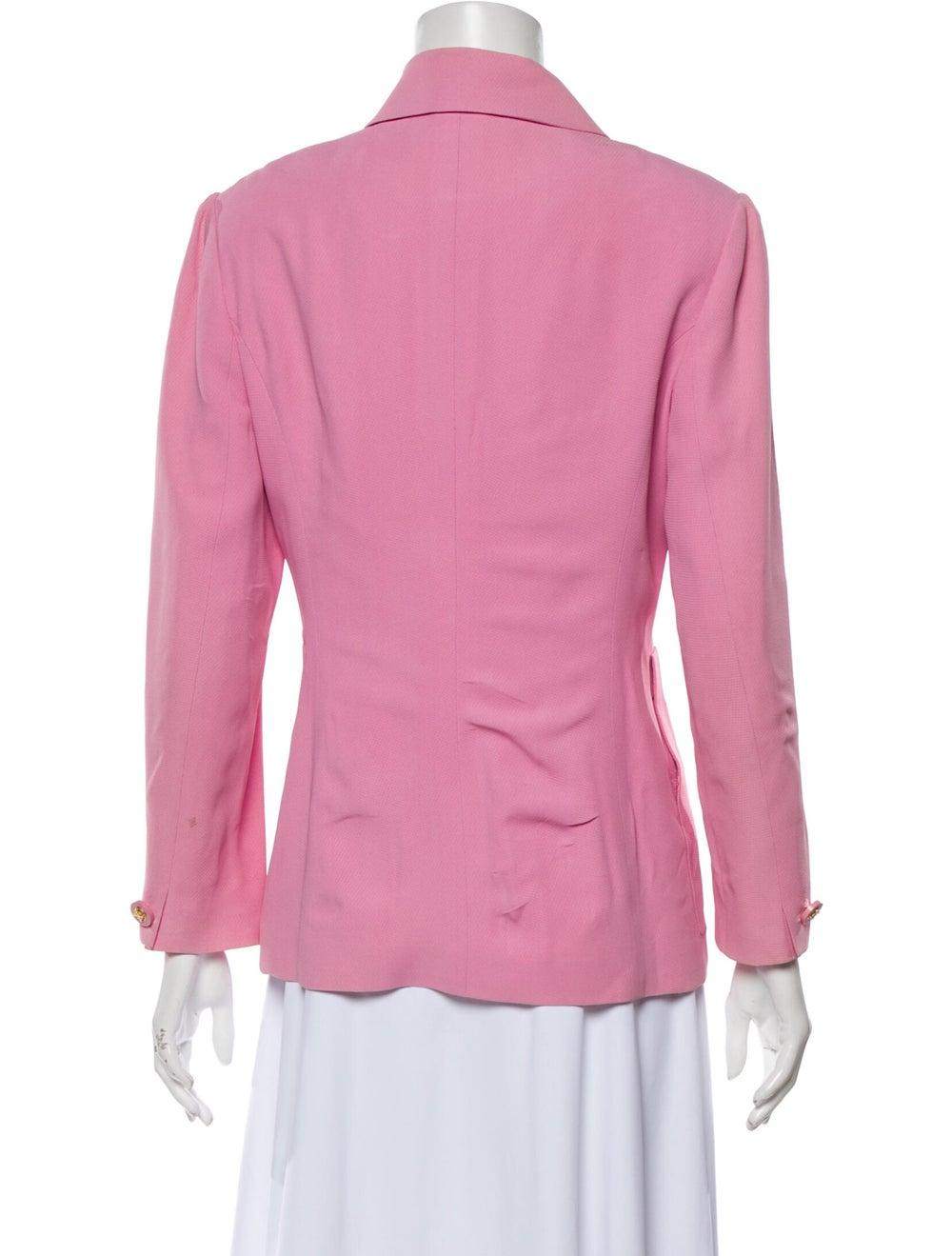 Celine Vintage Blazer Pink - image 3