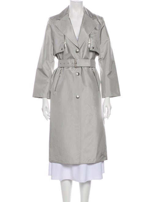 Celine Trench Coat w/ Tags Grey