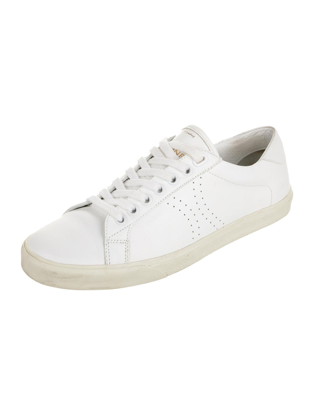Celine Triomphe Sneakers White - image 2