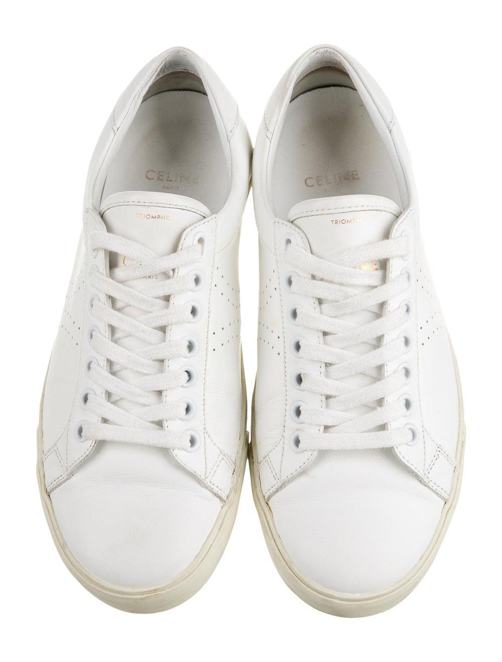 Celine Triomphe Sneakers White - image 3